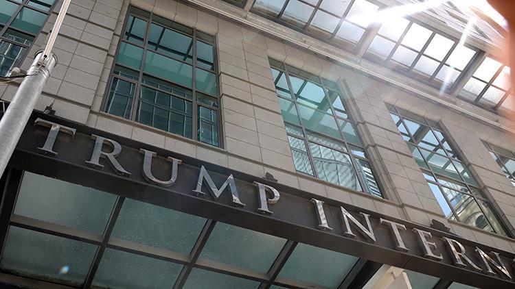 'Hackers' tuvieron acceso a datos de clientes de la cadena de hoteles de Trump