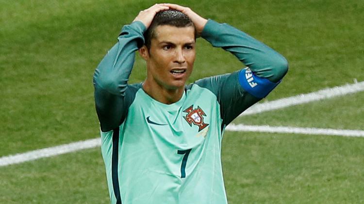 Cristiano Ronaldo acaba sus vacaciones de la forma más inesperada