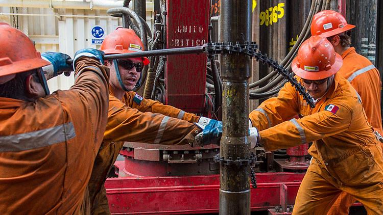 """""""Histórico"""": Descubren en México el quinto mayor depósito de petróleo de los últimos años"""
