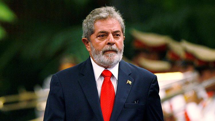 Condenan a Luiz Inácio 'Lula' da Silva a 9 años de prisión por corrupción