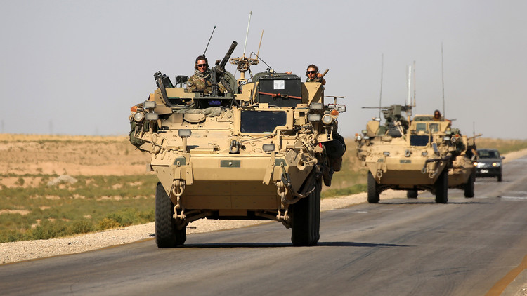 Militares de EE.UU. se encuentran en Raqa, el bastión del Estado Islámico en Siria