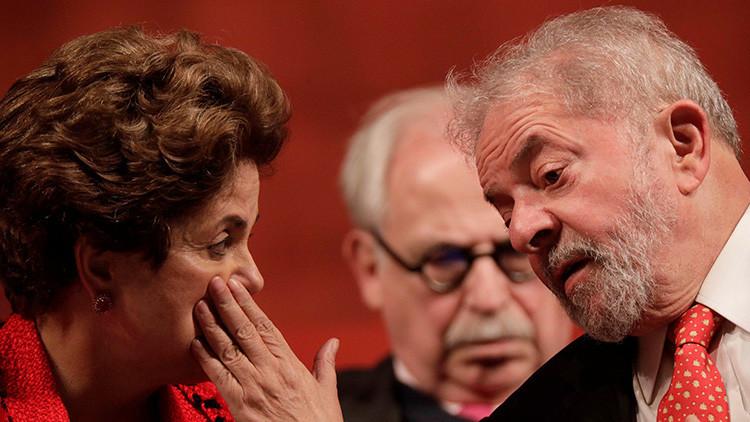"""Rousseff sobre Lula: """"Es una flagrante injusticia y un absurdo jurídico"""""""