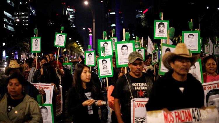 Doblemente 'nadies': El drama de la desaparición forzada en México (Infografía)