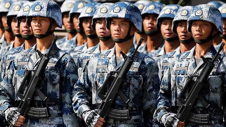 """China realizará una histórica reducción de sus Fuerzas Armadas """"a menos de un millón de efectivos"""""""