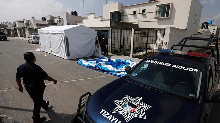 México: Encapuchados irrumpen en una fiesta infantil y ejecutan a 11 personas