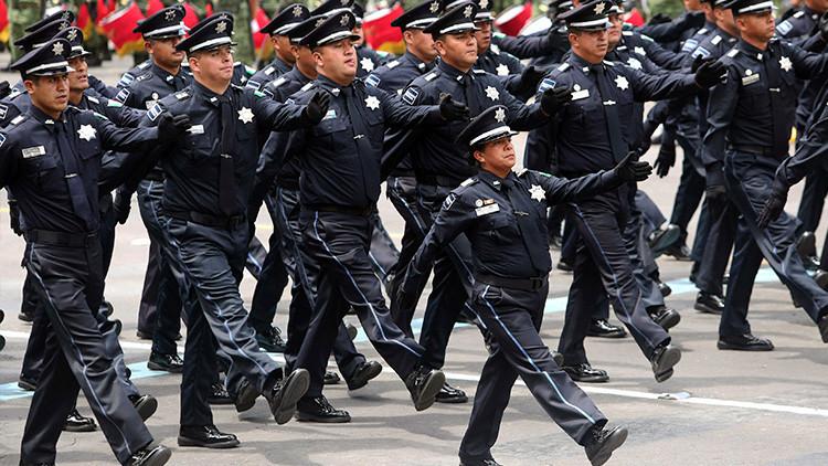 ¿Cuánto ganan los policías mexicanos?