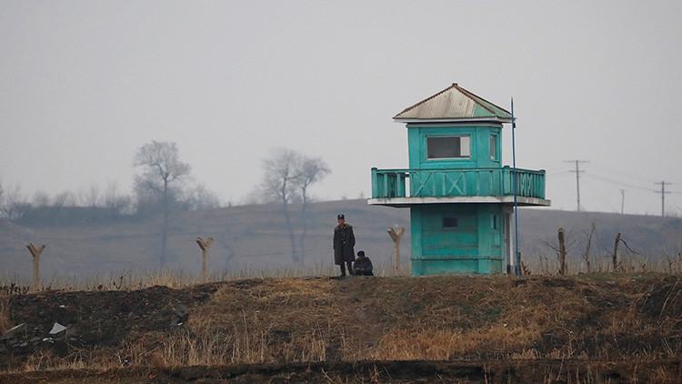 Corea del Norte electrifica una cerca en su frontera con China