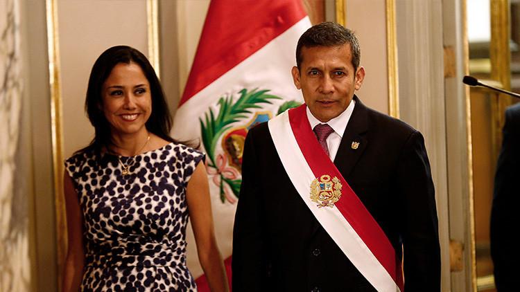 La Fiscalía de Perú pide prisión preventiva para el expresidente Humala y su esposa