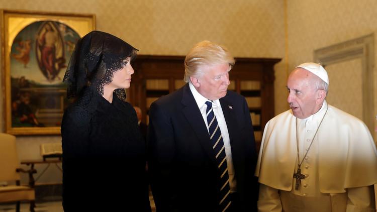 """Aliados del papa Francisco acusan a la Casa Blanca de fomentar una """"geopolítica apocalíptica"""""""