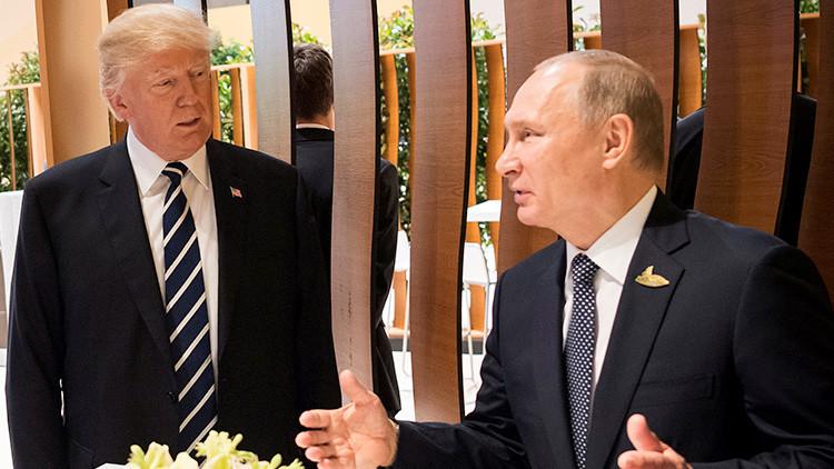 Trump revela qué es lo que le preguntará a Putin en su próxima reunión