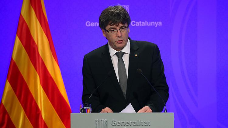 """¿""""Purga"""" en el gobierno catalán? Consellers críticos con el referéndum se dan de baja"""