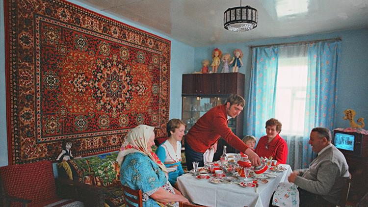 Los hábitos soviéticos que los rusos siguen manteniendo hoy en día