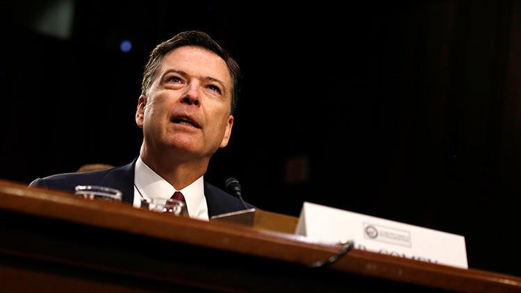 Éxito editorial 'con seguridad': El director del FBI que fue cesado por Trump escribe sus memorias