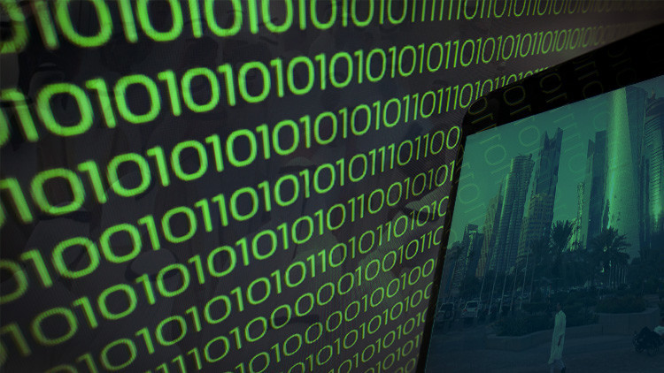 El 'hackeo' de sitios cataríes que causó la crisis en el Golfo fue orquestrado por EAU