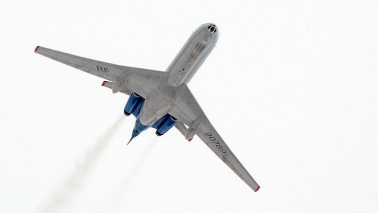 Cazas de la OTAN escoltan a dos aviones rusos sobre el mar Báltico