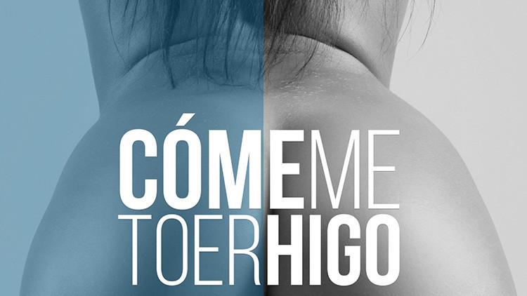La campaña sexista 'Cómeme toer higo' regresa a las playas de Málaga en avioneta
