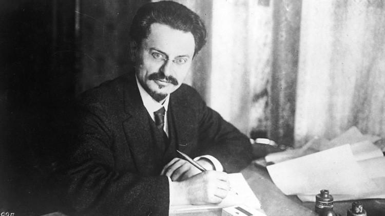 """Trotski y su destierro de España por tener ideas """"demasiado avanzadas"""""""