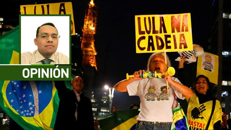 """""""EE.UU. quiere aplastar a Brasil para tener a todo el continente bajo control"""""""
