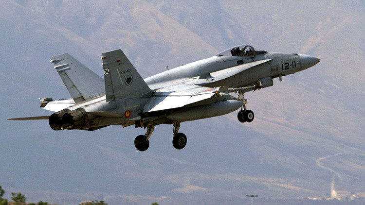 Rajoy: Los cazas F-18 en la región del Báltico contribuyen a la seguridad de España