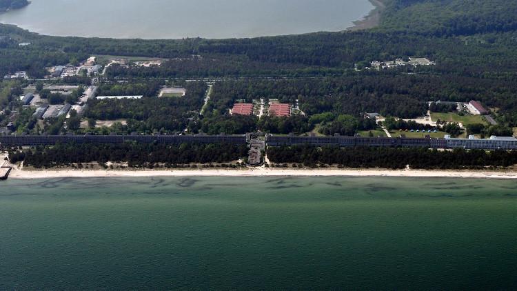Sol, arena y nazismo: el paraíso vacacional de Hitler ya está a la venta (FOTOS)