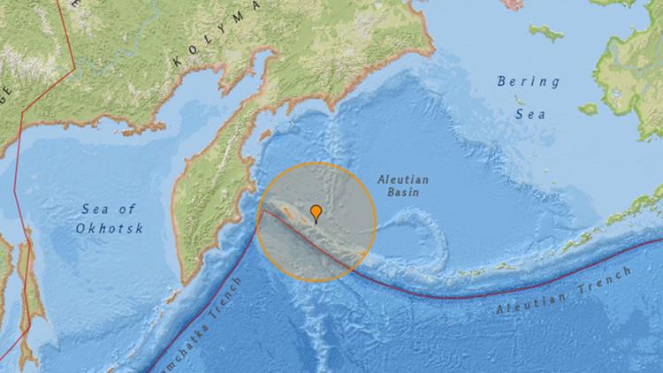 Un nuevo fuerte terremoto sacude el Lejano Oriente de Rusia