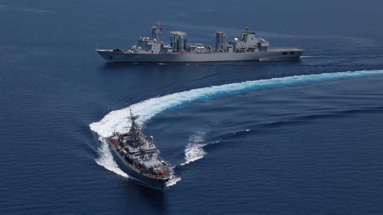 Un avanzado destructor chino participará en ejercicios conjuntos con Rusia en el mar Báltico
