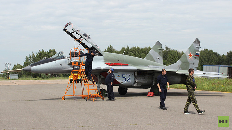 ¿Con qué sorprenderá el nuevo caza MiG-35 al público del MAKS 2017?