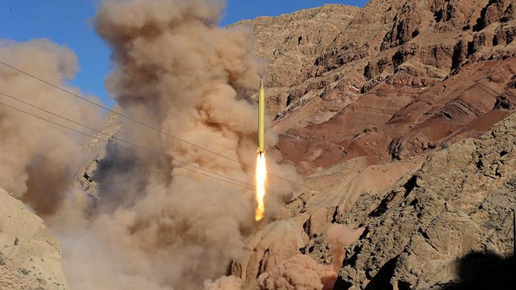Irán revela en qué caso usará sus misiles