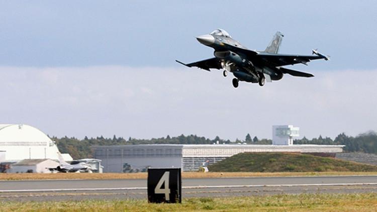 Disputa con China: Japón armará a sus cazabombarderos F-2 con misiles supersónicos
