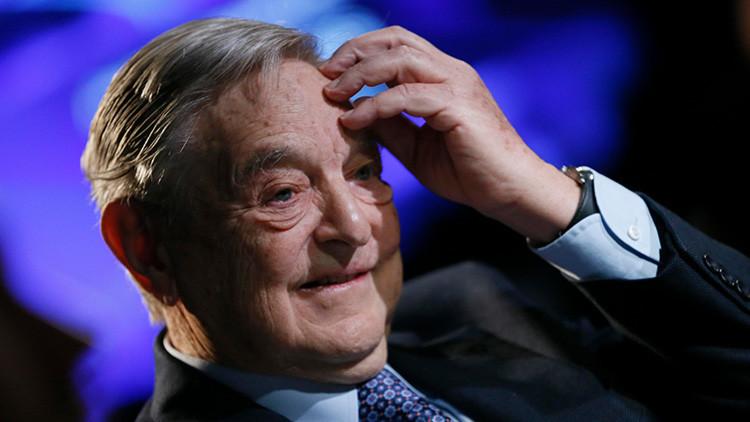 """¿Están Soros y su """"Gobierno en la sombra"""" detrás la crisis de los inmigrantes en el Mediterráneo?"""