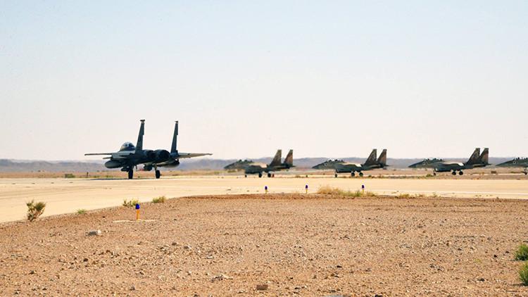 El Ejército israelí revela la existencia de una base de su Fuerza Aérea, hasta ahora desconocida