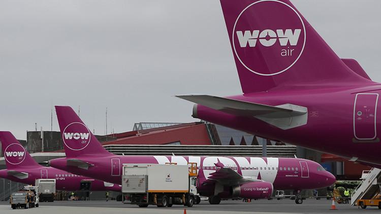 'Wow!': Una aerolínea de bajo coste anuncia que pagará a sus pasajeros por volar