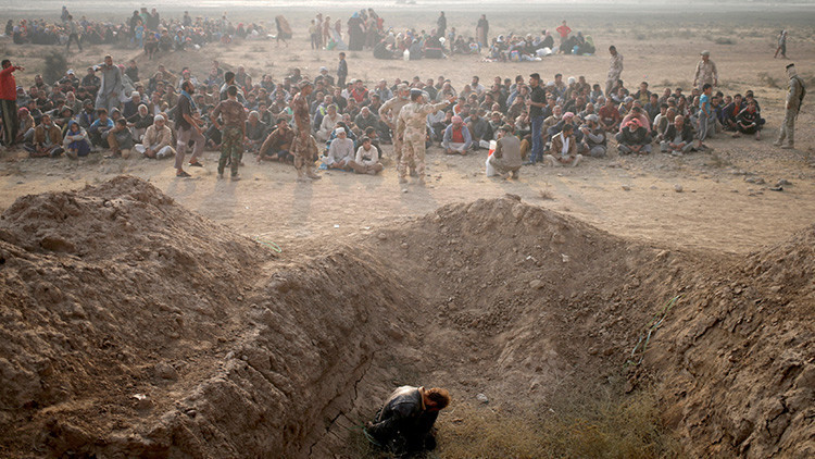 No es solo venganza: Por qué ejecutan extrajudicialmente a los miembros del EI en Irak