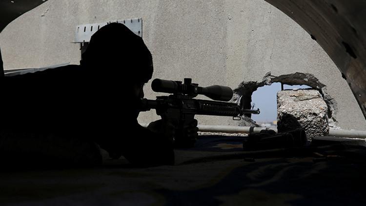 Capturan en Mosul a una supuesta francotiradora alemana de 16 años (fotos)