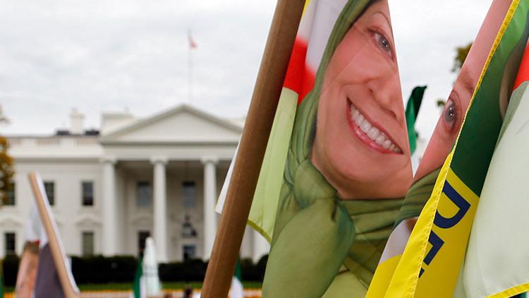 La estrategia de EE.UU. para el cambio en Irán: ¿apoyar a un grupo con un pasado terrorista?