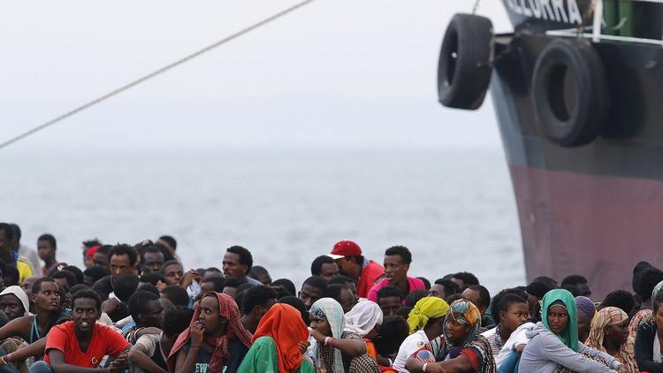 Denuncian a un grupo ultra que quiere abordar barcos de inmigrantes en el Mediterráneo