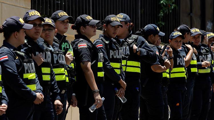 El Gobierno de Costa Rica desmiente que existan altos gastos de seguridad