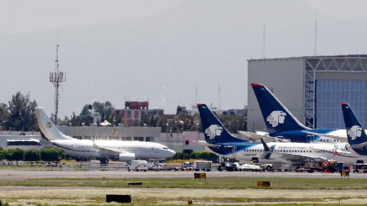 Nuevas medidas de seguridad extraordinarias y rigurosas en vuelos de México a EE.UU.