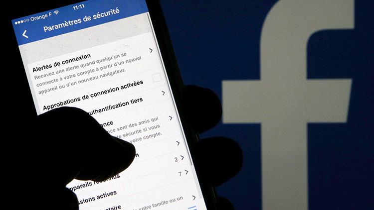 Descubren una manera sencilla de 'hackear' las cuentas de Facebook