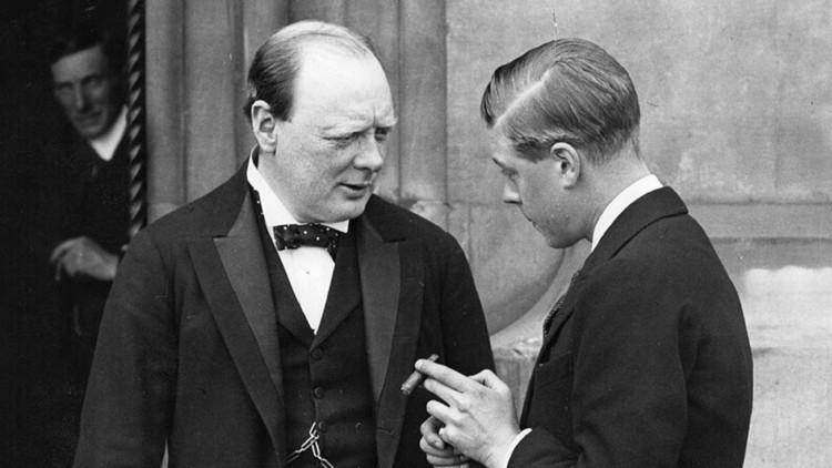 Churchill intentó encubrir el plan de Hitler para instaurar una monarquía británica nazi