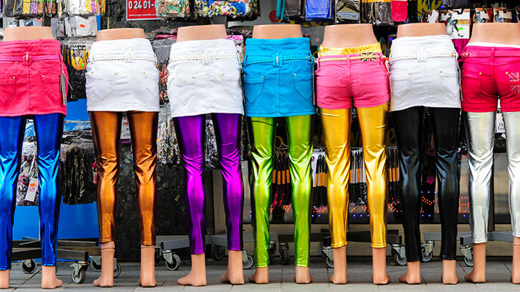 El Tribunal Constitucional de Bolivia intentó prohibir la minifalda a sus empleadas, pero no pudo