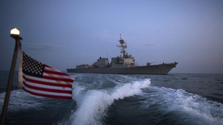 """Nueva doctrina naval rusa: el concepto de """"ataque global"""" de EE.UU. es una amenaza militar directa"""