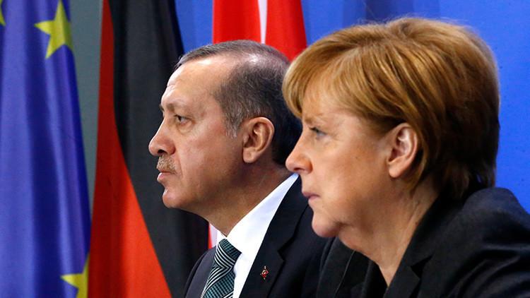 En medio de crisis bilateral, Alemania toma medidas contra Turquía