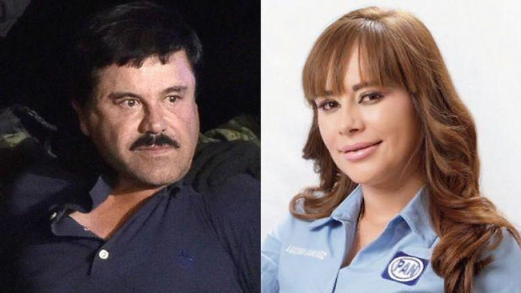 La 'Chapodiputada' mexicana será juzgada en Washington