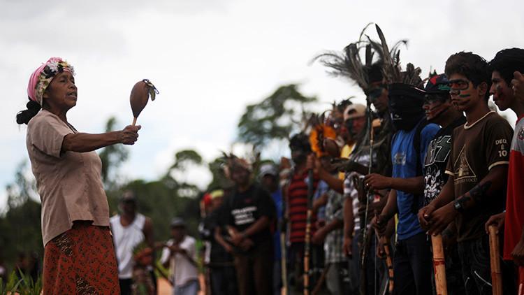 Una banda de rap indígena reivindica la identidad de las tribus brasileñas