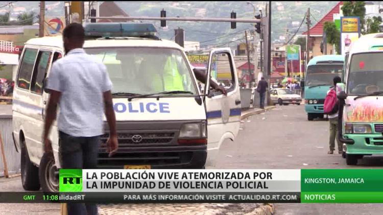 En Jamaica la población vive atemorizada por la impunidad de violencia policial
