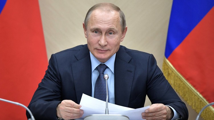 Putin revela el apodo que tenía cuando estudió en la escuela de Inteligencia