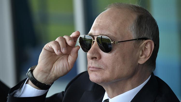 Vladímir Putin enumera los tres valores principales de la vida