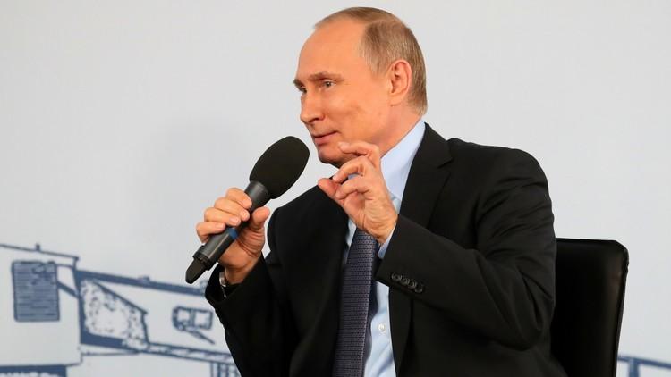 Putin revela cuál fue su emoción infantil más fuerte