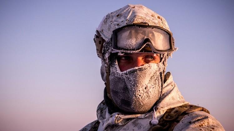 Cómo sobrevivir en el Ártico: militares rusos en el Lejano Norte